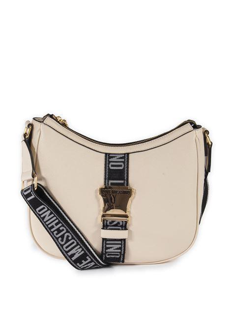 Hobo lettering beige LOVE MOSCHINO   Borse a spalla   4315PU-110