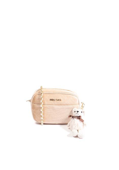 Tracolla s velvet beige MIA BAG | Borse mini | 21301VELVET-BEIGE