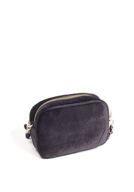 Tracolla s velvet nero MIA BAG | Borse mini | 21301VELVET-NERO
