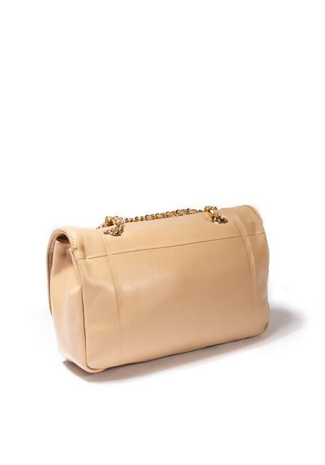 Tracolla plain beige MIA BAG | Borse a spalla | 21328PELLE-BEIGE
