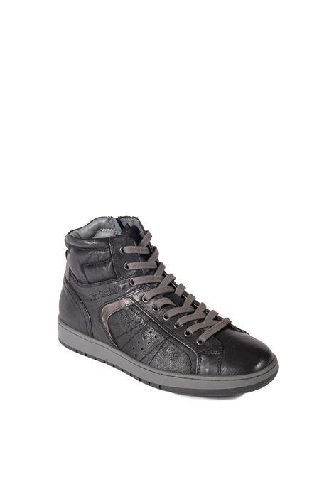 Sneaker osaka mid nero NERO GIARDINI | Sneakers | 102190OSAKA-100