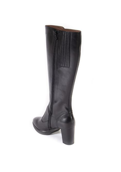 Stivale fibbia nero NERO GIARDINI | Stivali | 117500GUANTO-100