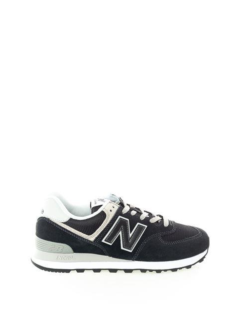 New balance 574 nero/bianco NEW BALANCE | Sneakers | 574UEGK