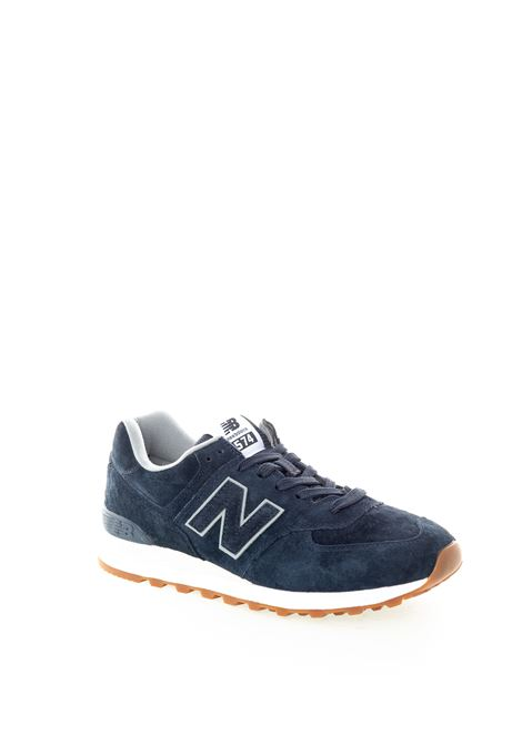 Sneaker 574 suede blue NEW BALANCE | Sneakers | 574UEPA