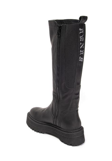 Stivale alaska nero NIRA RUBENS | Stivali | ALASKAASSC01-BLACK