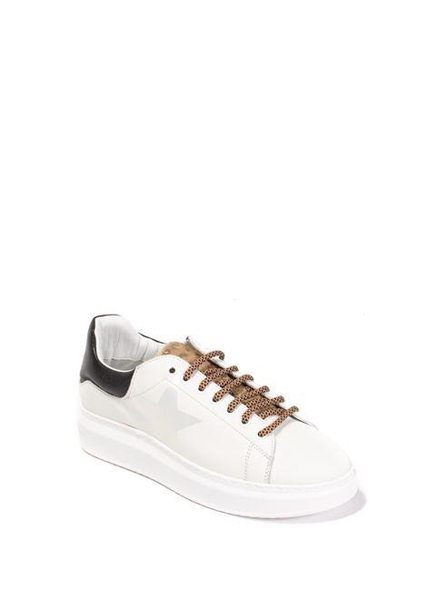 Sneaker angel 55 bianco/nero NIRA RUBENS | Sneakers | ANGELALST55-CORSARO