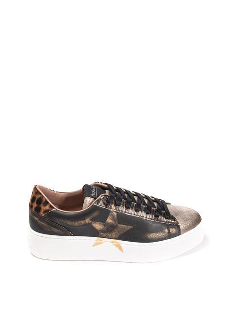 Sneaker cosmopolitan 166 nero NIRA RUBENS | Sneakers | COSMOPOLITANCOST166-BLACK