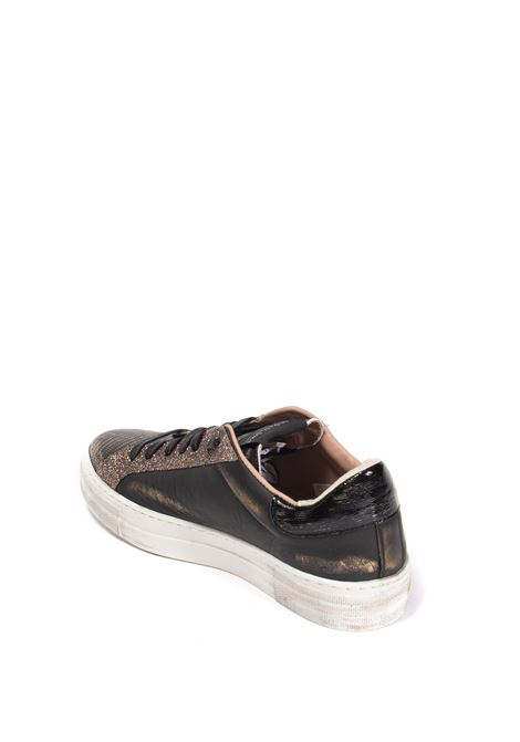 Sneaker martini nero/oro NIRA RUBENS | Sneakers | MARTININIST112-TROPICO