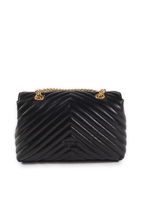 Borsa love lady puff black PINKO | Borse mini | 1P22BULOVE LADY PUFF QUILT-Z99