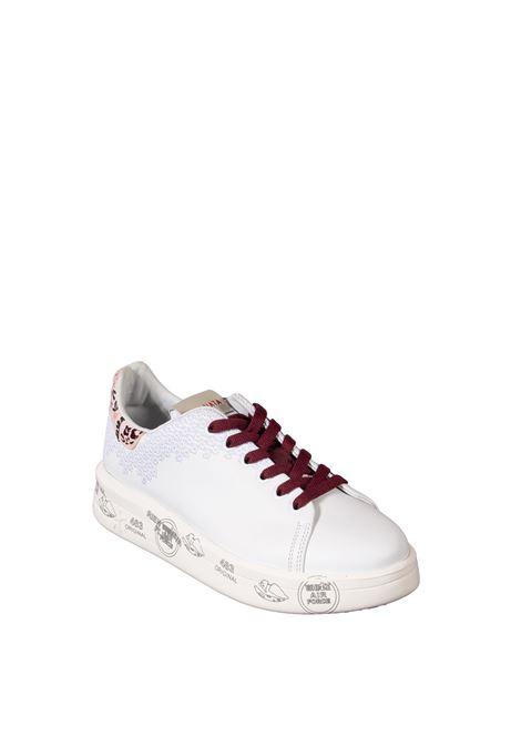 Sneaker belle bianco PREMIATA | Sneakers | BELLEPELLE-5387