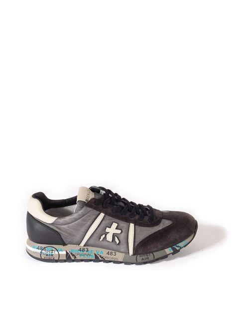 Sneaker lucy grigio PREMIATA | Sneakers | LUCY UCAM/TES-4929