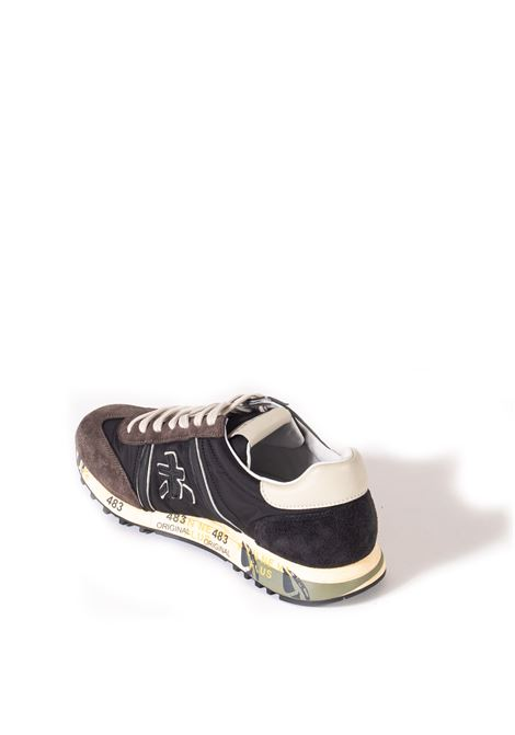 Sneaker lucy nero/moro PREMIATA | Sneakers | LUCY UCAM/TES-5313