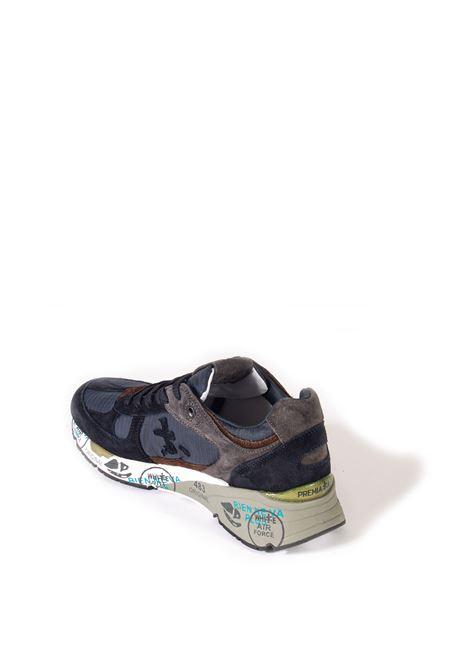 Sneaker mase blu/moro PREMIATA | Sneakers | MASECAM/TES-5399