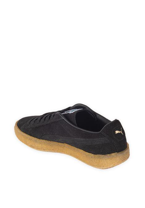 Sneaker suede crêpe nero PUMA   Sneakers   380707SUEDE CREPE-02