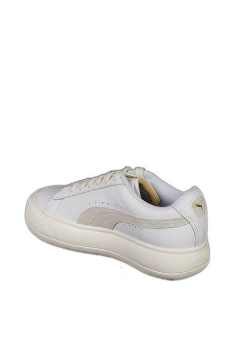 Sneaker suede maya bianco PUMA | Sneakers | 381042SUEDE MAYU-01