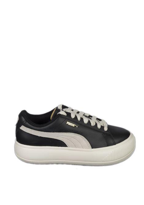 Sneaker suede maya nero PUMA | Sneakers | 381042SUEDE MAYU-02