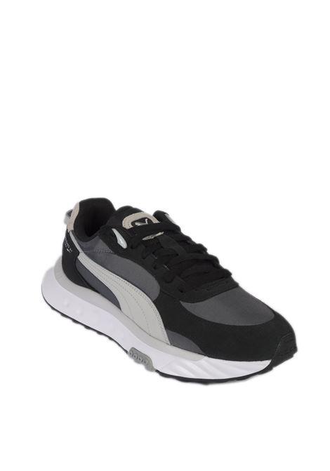 Sneaker wild rider nero PUMA | Sneakers | 381517WILD RIDER-02