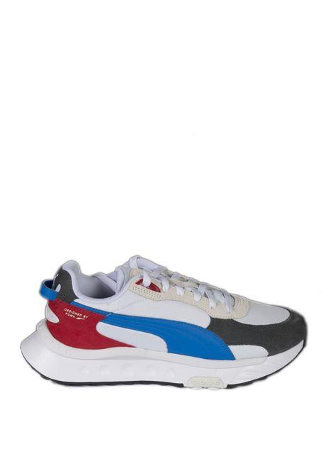 Sneaker wild rider bianco PUMA | Sneakers | 381517WILD RIDER-04