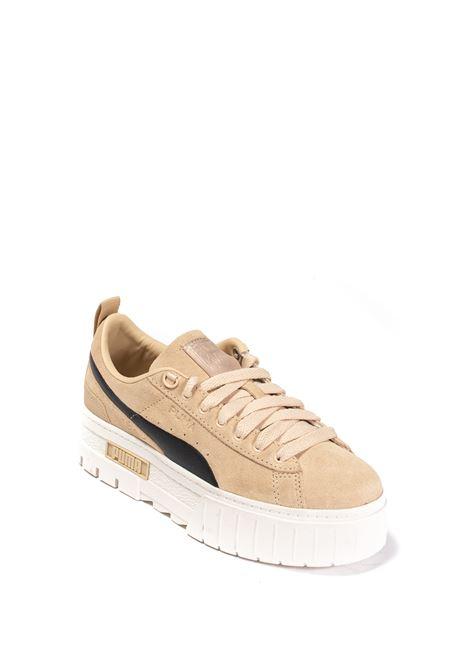 Sneaker mayze infuse beige PUMA | Sneakers | 381652MAYZE INFUSE-01