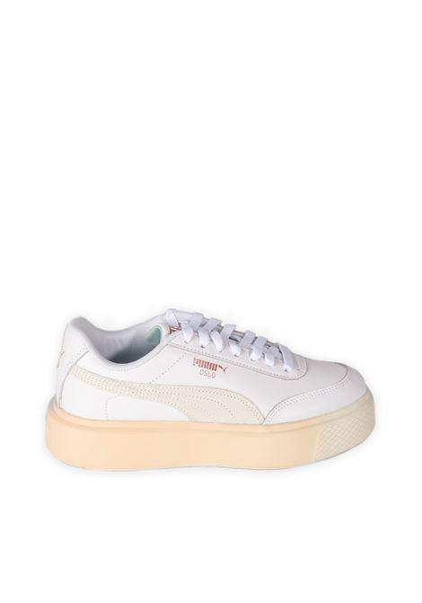 Sneaker oslo maya bianco PUMA | Sneakers | 381895OSLO MAJA-01