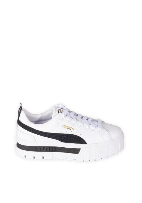 Sneaker mayze bianco/nero PUMA | Sneakers | 381983MAYZE-01