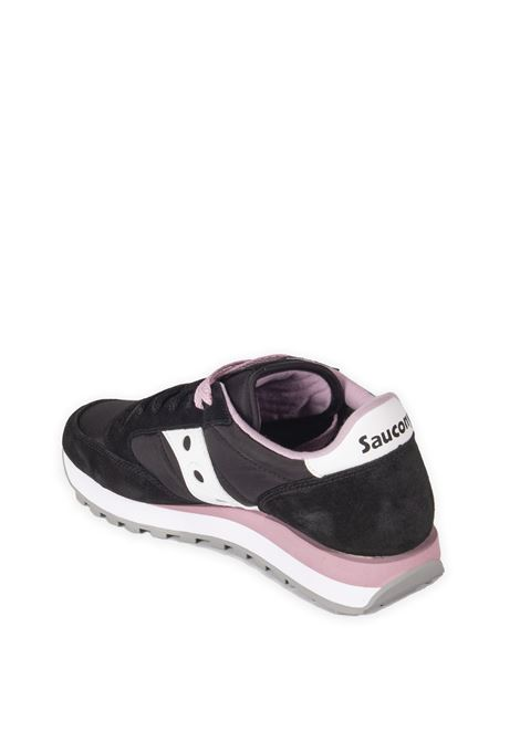 Sneaker jazz nero SAUCONY | Sneakers | 1044JAZZ-626