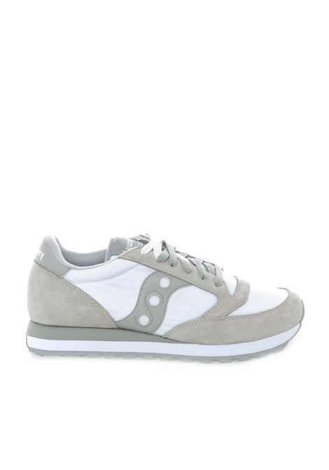 Sneaker jazz bianco SAUCONY | Sneakers | 2044DJAZZ-396