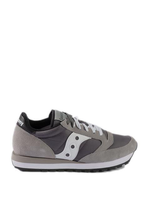 Sneaker jazz grigio SAUCONY | Sneakers | 2044UJAZZ-553