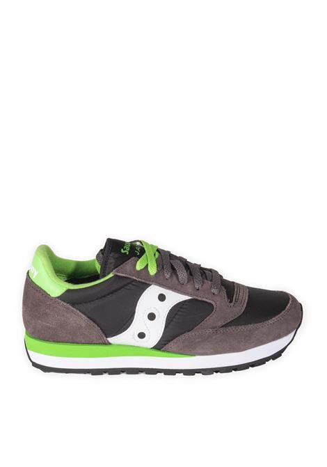 Sneaker jazz marrone SAUCONY | Sneakers | 2044UJAZZ-619