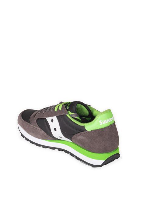 Sneaker jazz marrone SAUCONY   Sneakers   2044UJAZZ-619