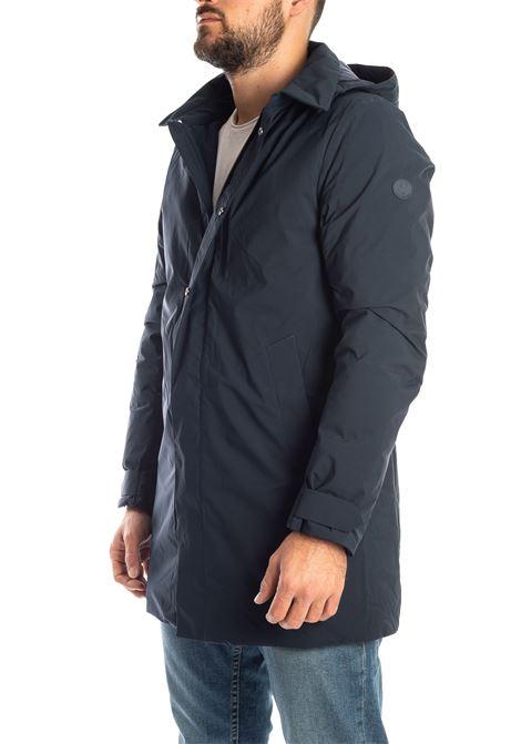 Giubbino rainy matt blu SAVE THE DUCK | Giubbini | R4202MATTY-146