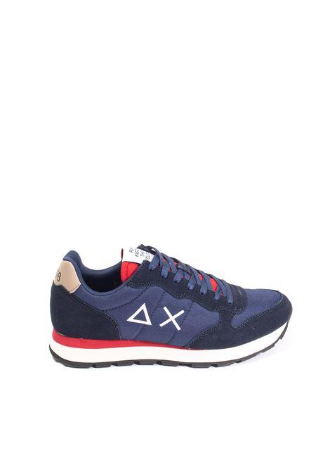 Sneaker tom solid blu SUN 68 | Sneakers | BZ41101TOM SOLID-07