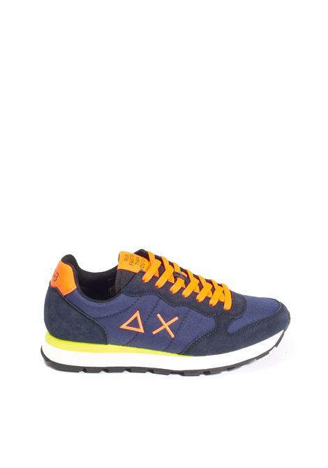 Sneaker tom fluo blu SUN 68 | Sneakers | BZ41102TOM FLUO-07