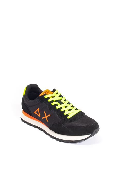 Sneaker tom fluo nero SUN 68 | Sneakers | BZ41102TOM FLUO-11