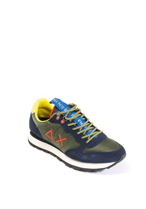 Sneaker tom goes verde SUN 68 | Sneakers | BZ41108TOM GOES-7407
