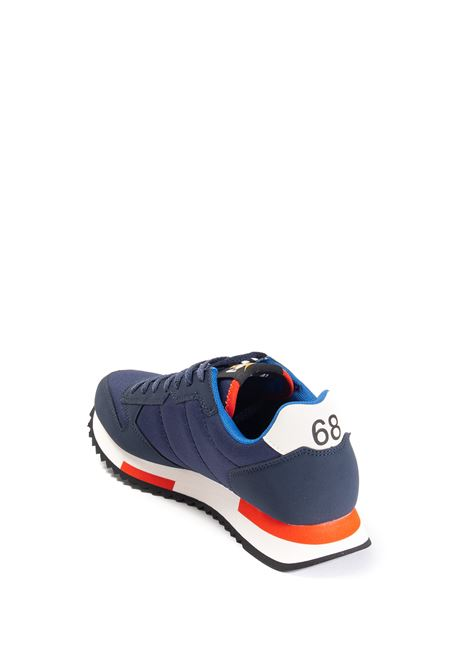 Sneaker niki solid blu SUN 68 | Sneakers | BZ41116NIKI SOLID-07