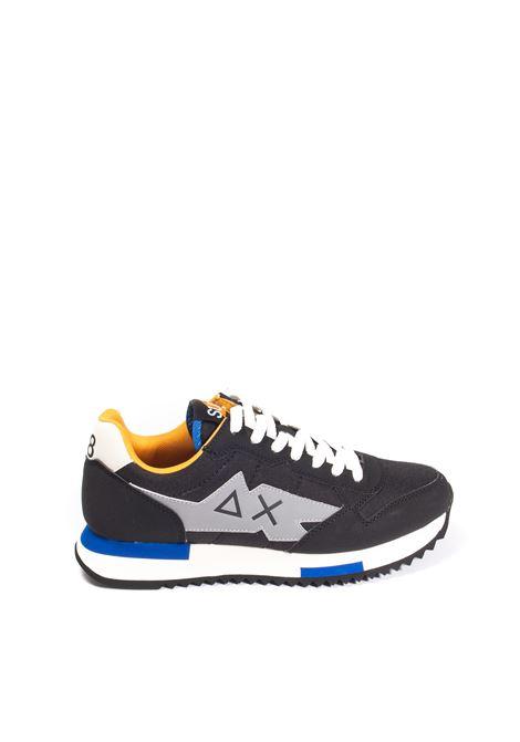 Sneaker niki solid nero SUN 68 | Sneakers | BZ41116NIKI SOLID-11