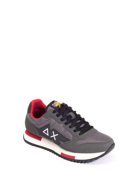 Sneaker niki solid grigio SUN 68 | Sneakers | BZ41116NIKI SOLID-47
