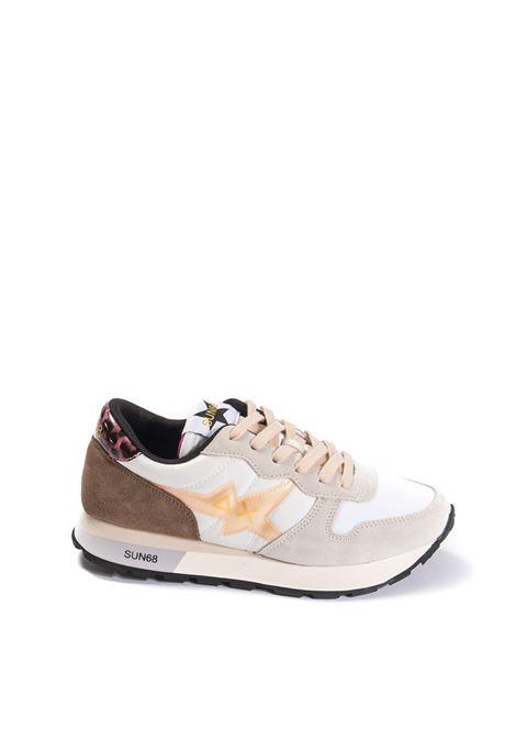 Sneaker stargirl bianco SUN 68 | Sneakers | BZ41206STARGIRL-31