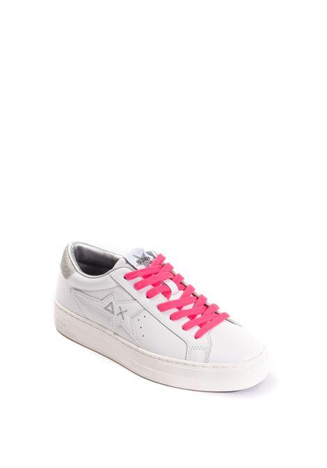 Sneaker betty bianco SUN 68 | Sneakers | BZ41232BETTY-01