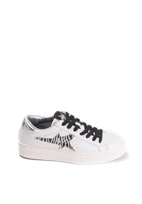 Sneaker betty bianco/nero SUN 68 | Sneakers | BZ41236BETTY-0144