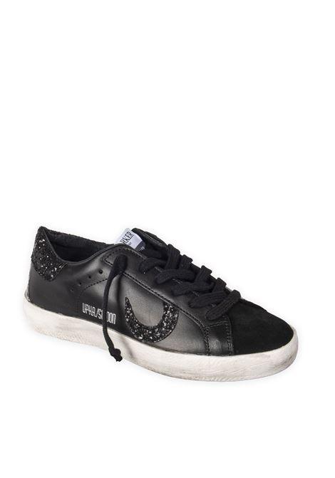 Sneaker moon nero UMA PARKER NEW YORK | Sneakers | 790221PEL/CAM/GLT-NERO