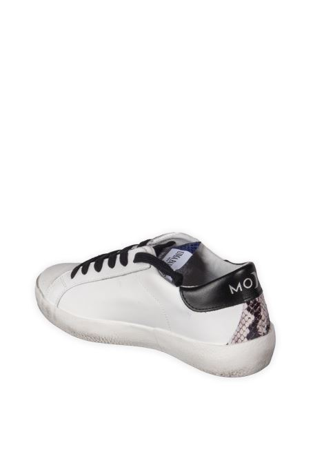 Sneaker moon bianco/nero UMA PARKER NEW YORK | Sneakers | 810221PEL/GLT-BIANCO/ARG