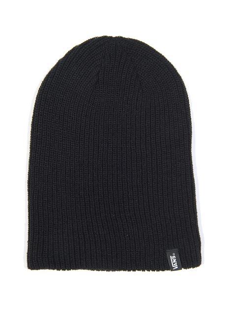 Cappello lana nero VANS | Cappelli | RVN000J3CBLK1LANA-BLACK