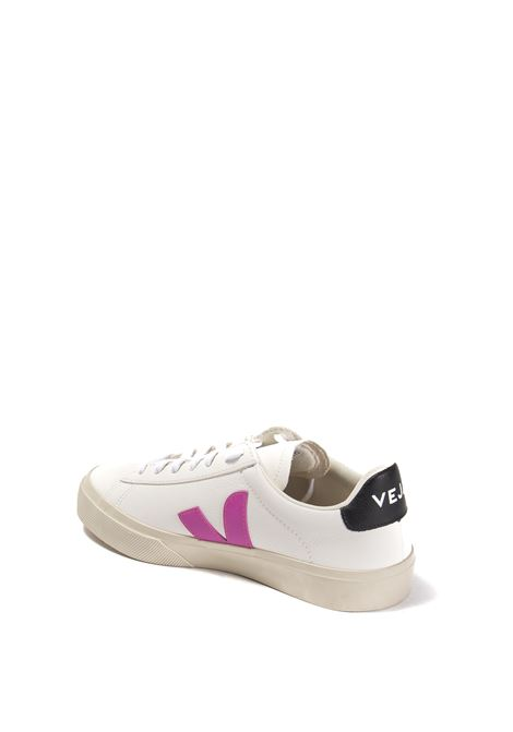 Sneaker campo bianco/viola VEJA   Sneakers   CAMPO-DCHROMEFREE-052691