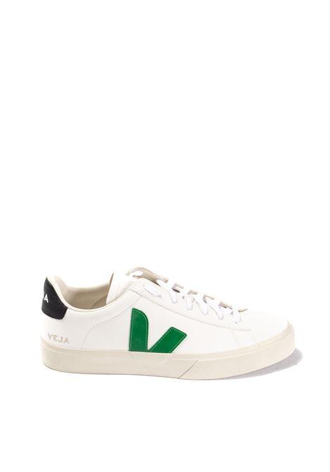 Sneaker campo bianco/verde VEJA | Sneakers | CAMPO-UCHROMEFREE-051928