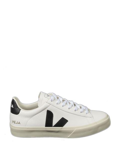 Sneaker campo bianco/nero VEJA | Sneakers | CAMPOCHROMEFREE-051537
