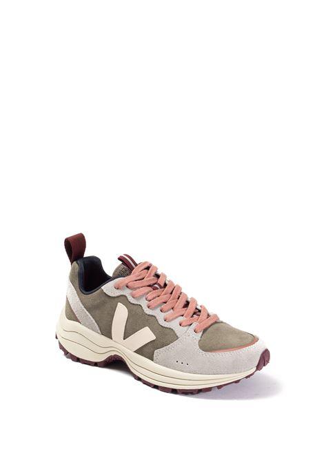 Sneaker venturi verde/grigio VEJA   Sneakers   VENTURISUEDE-032350