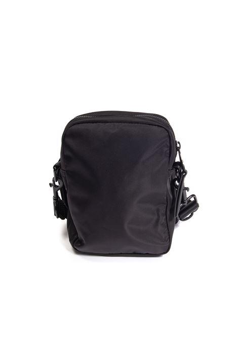 Tracolla s nylon nero VERSACE JEANS COUTURE   Borse a spalla   B15ZS102-899