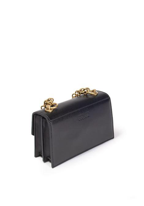 Tracolla mini charms nero VERSACE JEANS COUTURE | Borse mini | BC1ZS063-899